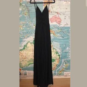 Blue Life Low Back Maxi Dress size XS